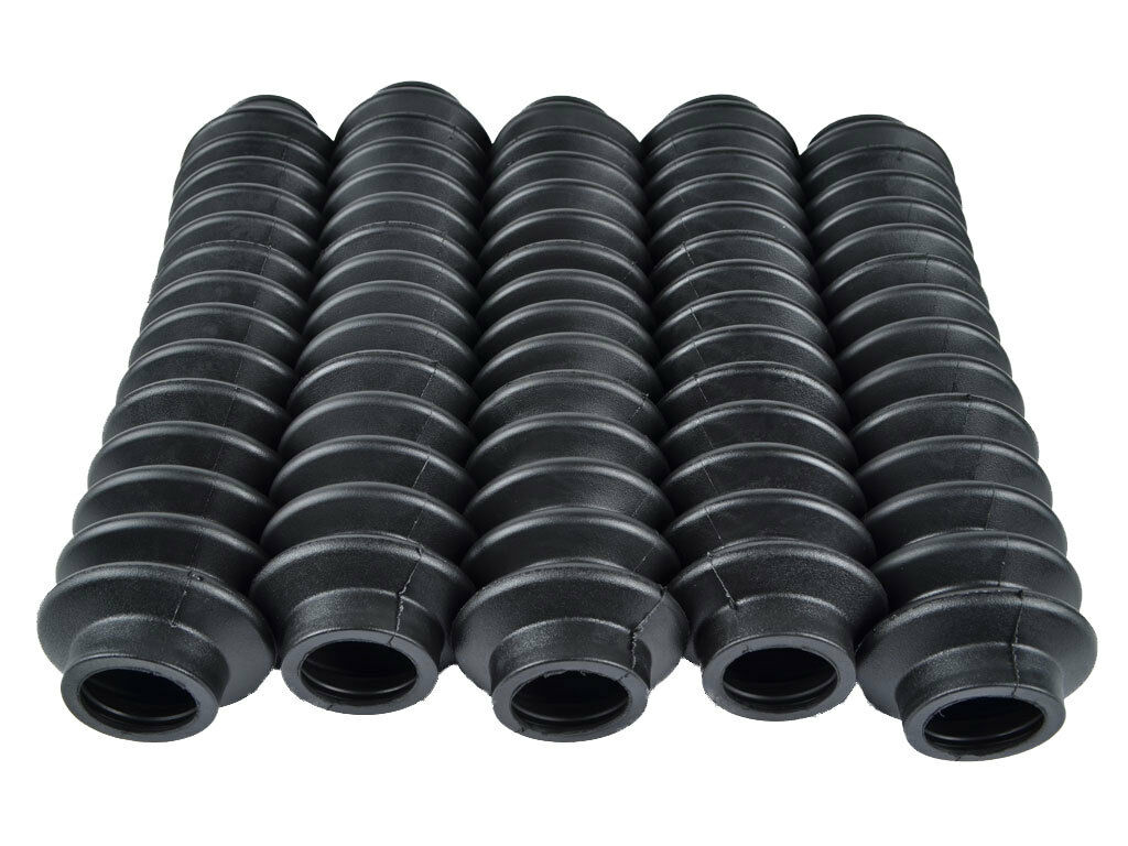 5 Shock BOOTS Black Fits Most Shocks for Jeep Universal off Road ...