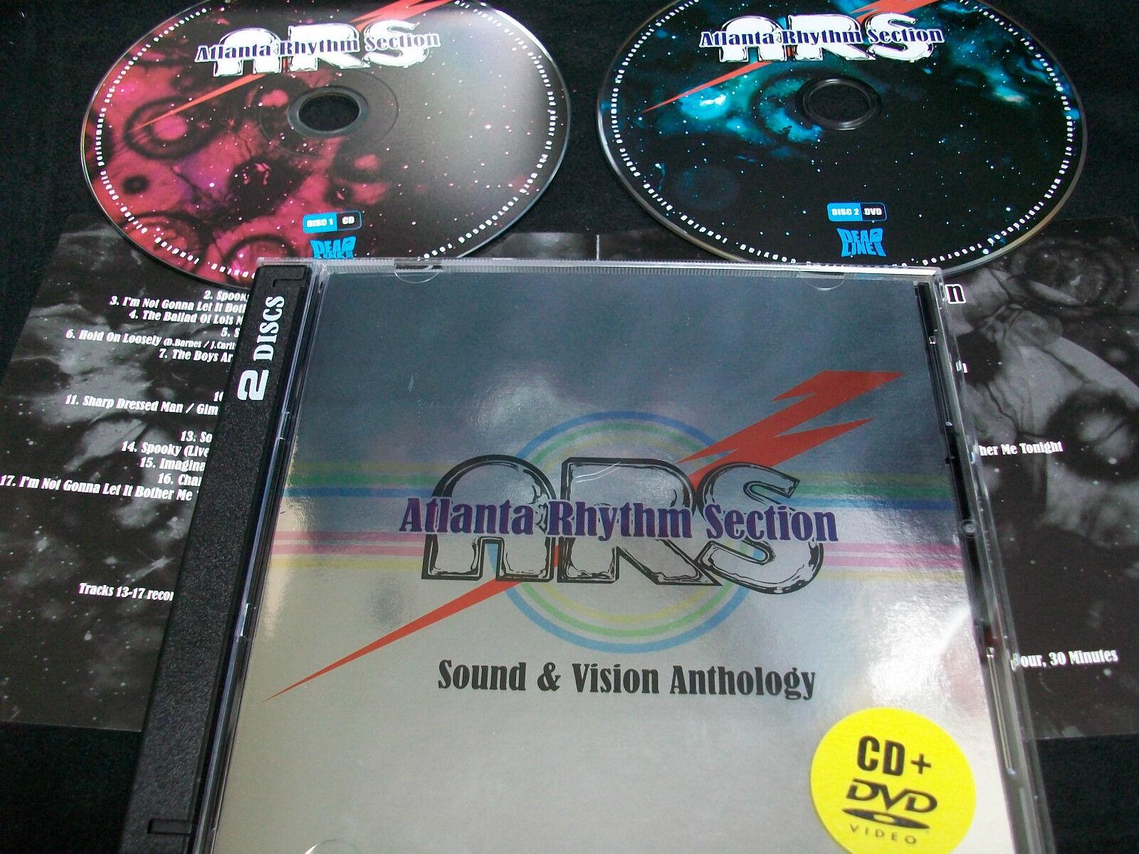 Sound Vision Anthology by Atlanta Rhythm Section CD May