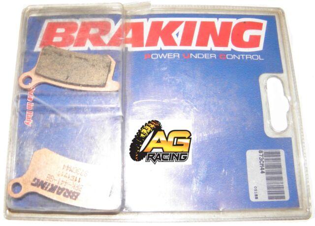 Braking Brake Pads Rear Brake Pad For KTM SX 85 Fits Front Or Rear Part 873CM44