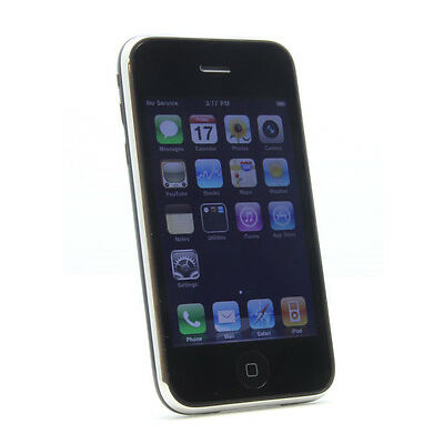 Apple  iPhone 3G - 8 GB - Black - Smartphone