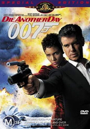Die Another Day - Special Edition - 2 Disc (James Bond 007) - NEW DVD