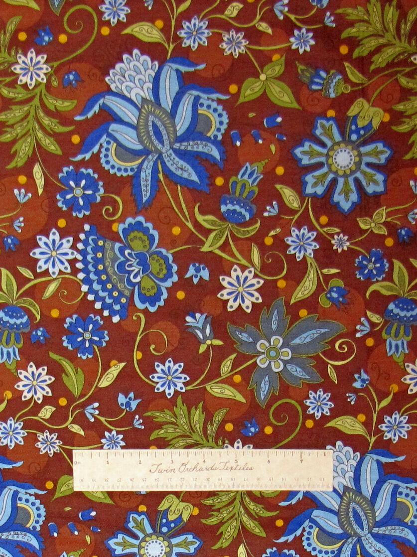 Abigail Floral Fabric