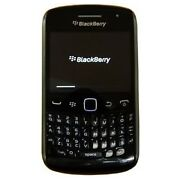 Blackberry Curve 9360  Black  Smartphone
