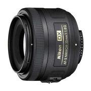 Nikon AF S DX Nikkor 35mm f/1.8 G Lens