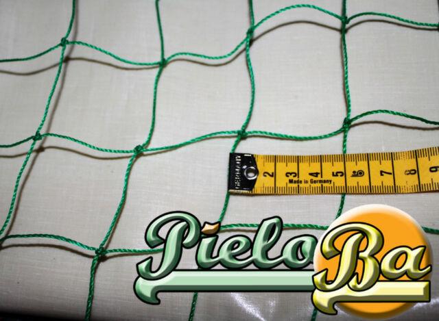 Geflügelzaun Geflügelnetz  Volieren  1,15 m x 45 m  grün  Maschenweite 5 cm