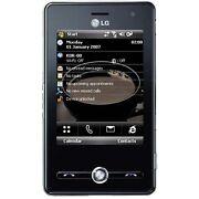 LG KS20  Black  Smartphone