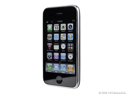 Apple iPhone 3GS - 8GB - Black (Rogers Wireless) Smartphone