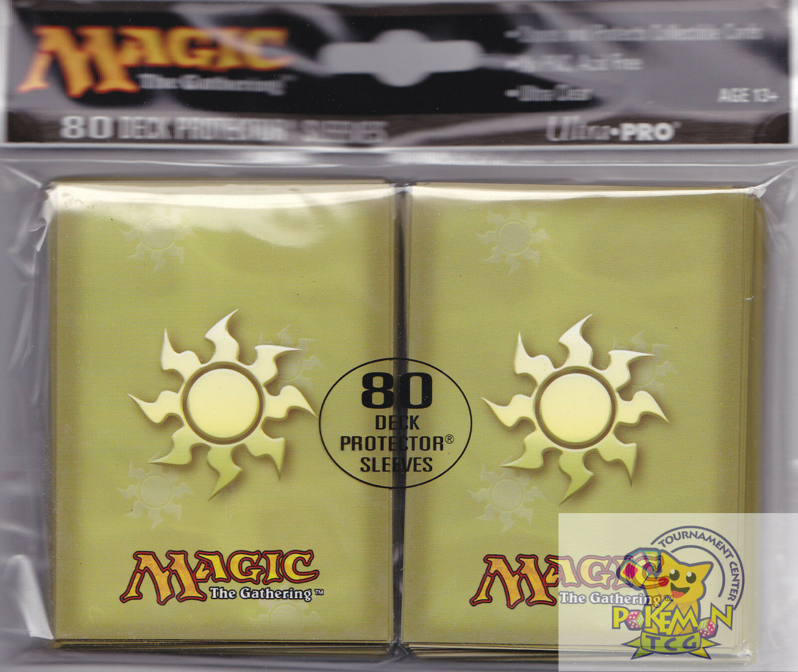 80 ultra pro deck protector sleeves plains white mana symbol for picture 1 of 1 biocorpaavc