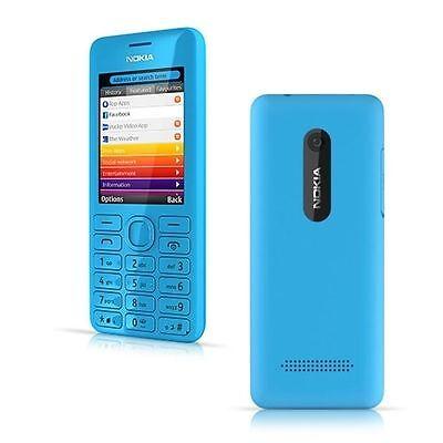 Nokia Asha Asha 206 - Buy Nokia Asha Asha 206 - Cyan - Mobile ...