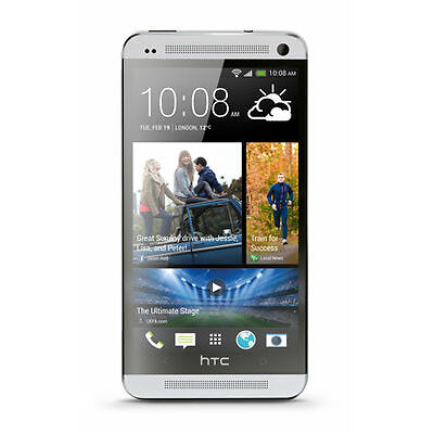 HTC  One One - 32 GB - Silver - Smartphone