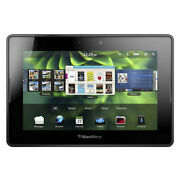 BlackBerry Playbook 64GB, Wi Fi, 7in  Black Table...