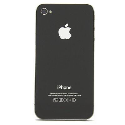 Apple  iPhone 4 - 32 GB - Black - Smartphone