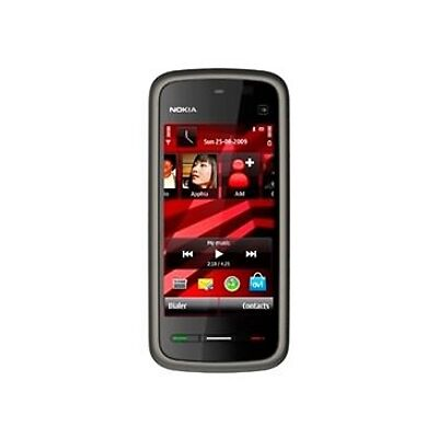 Nokia 5233 - Black - Smartphone