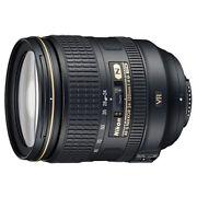 Nikon AF S Nikkor 24 120mm f/4.0 G ED VR Lens