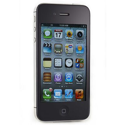 Apple  iPhone 4s - 32 GB - Black - Smartphone
