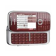 Nokia E75  Red  Smartphone