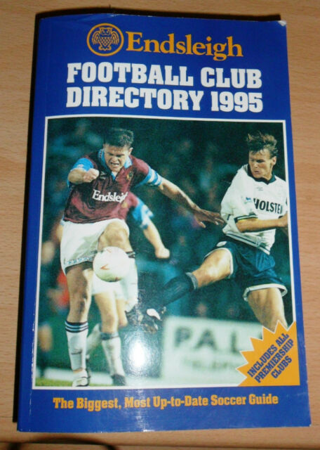 Endsleigh Football Club: 1995 by T. Williams (Paperb...