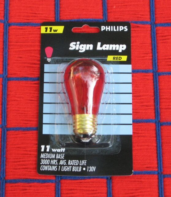 25 of red tint philips outdoor sign 11w light bulb s14 ebay red s14 philips outdoor incandescent sign 11w light bulb 11s14 edison patio new workwithnaturefo