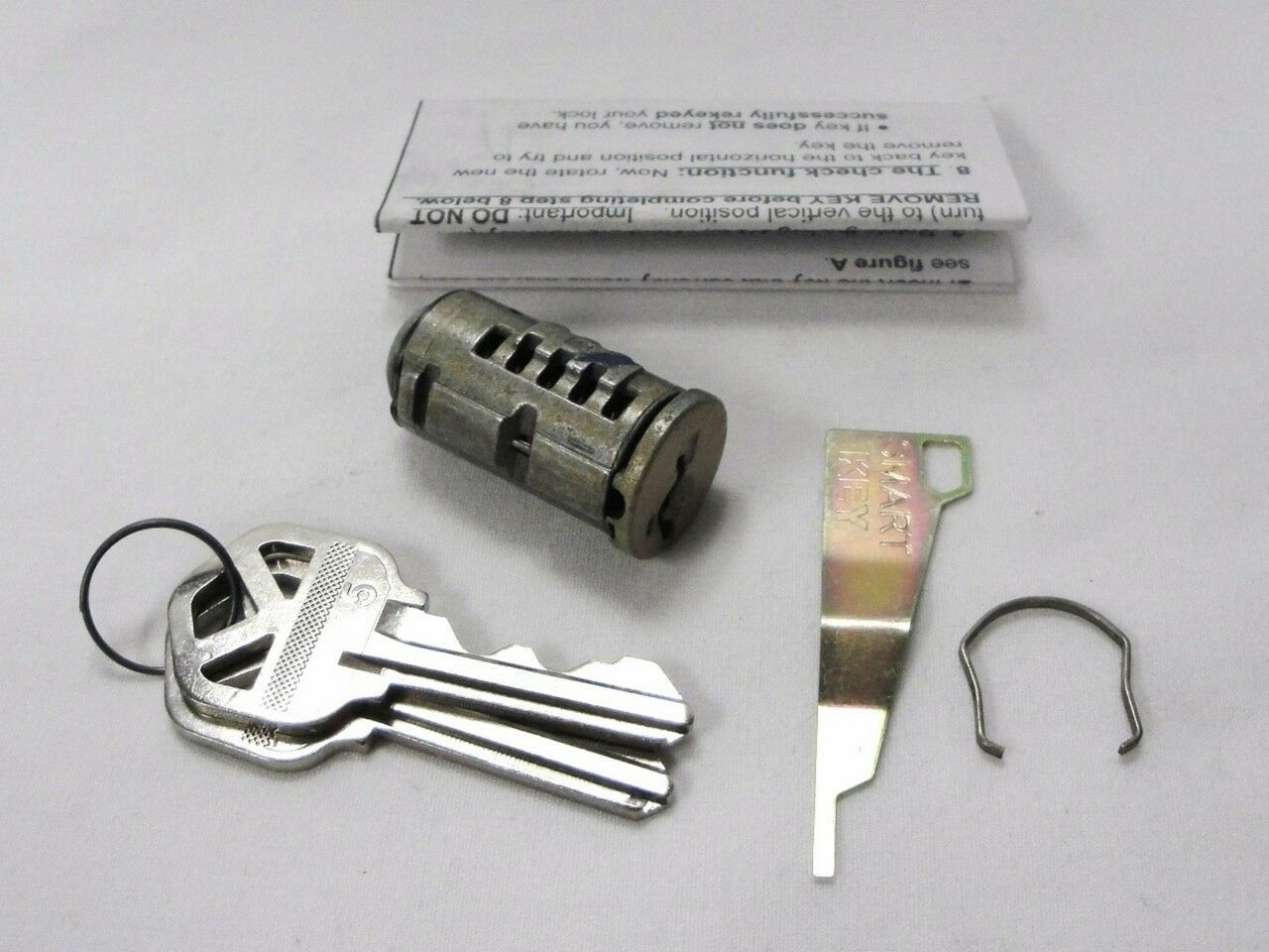 Kwikset SmartKey Replacement Cylinder Knob Rekey | eBay