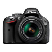Nikon D5200 24.1 Megapixels Digital Camera  Red (...