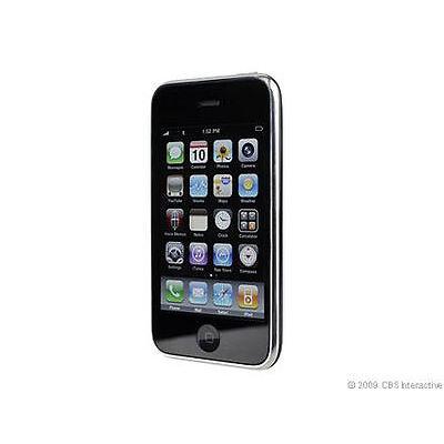 Apple  iPhone 3G - 8 GB - Black - Smartphone