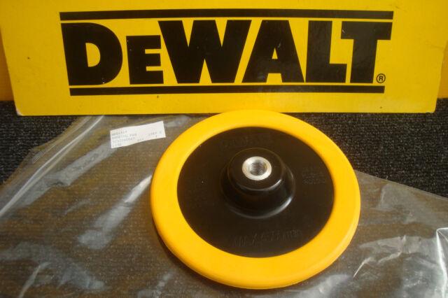 DEWALT DWP849X VARIABLE SPEED POLISHER REPLACEMENT PAD N081419