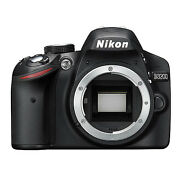 Nikon D3300 24.2 Megapixels Digital Camera  Black...