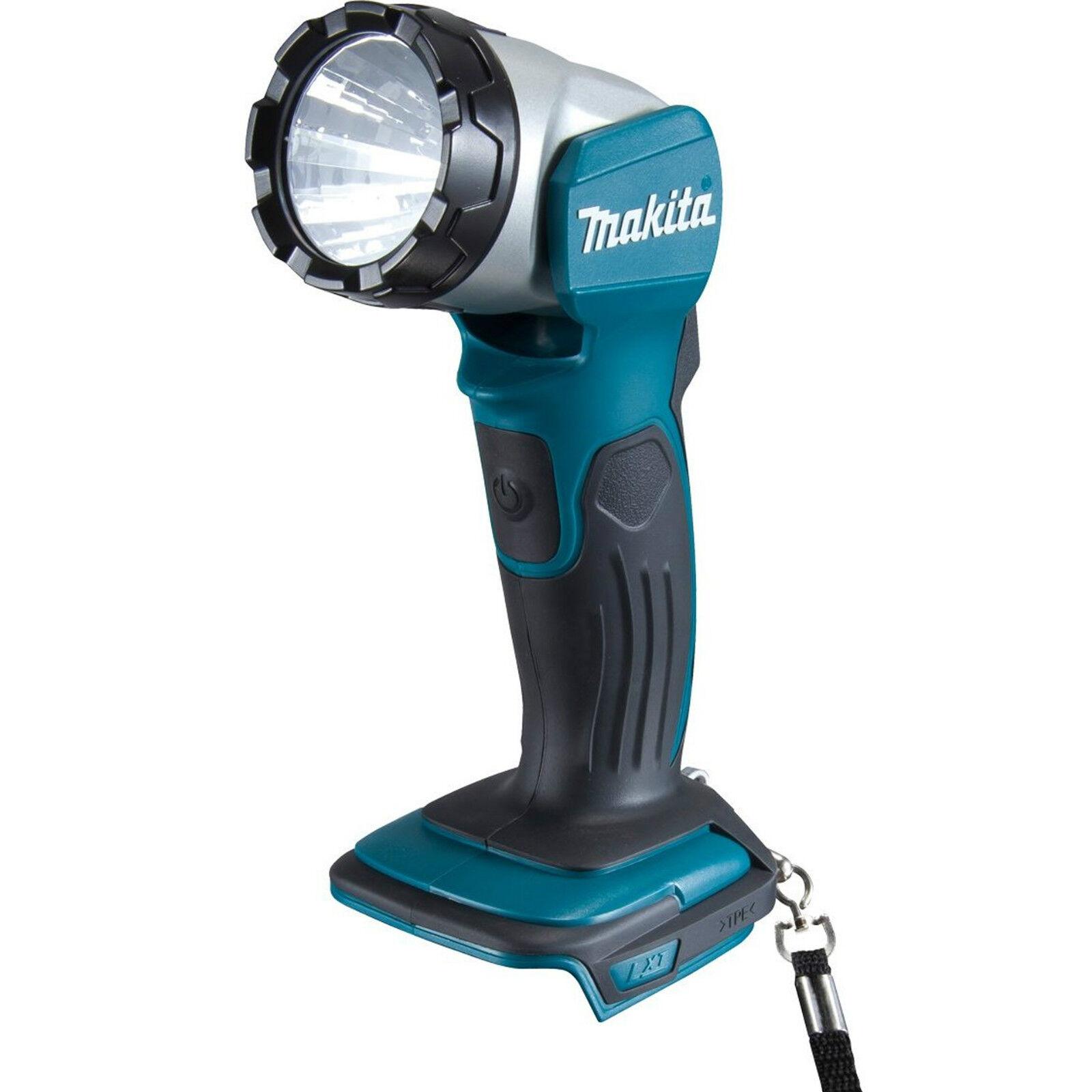 dewalt flashlight 18v. makita 18v lxt lithium ion cordless led flashlight dml802 dewalt