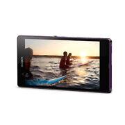 Sony Xperia Z  16 GB  Purple  Smartphone