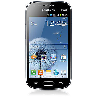 Samsung  Galaxy S Duos 2 GT-S7582 - 4 GB - Black - Smartphone