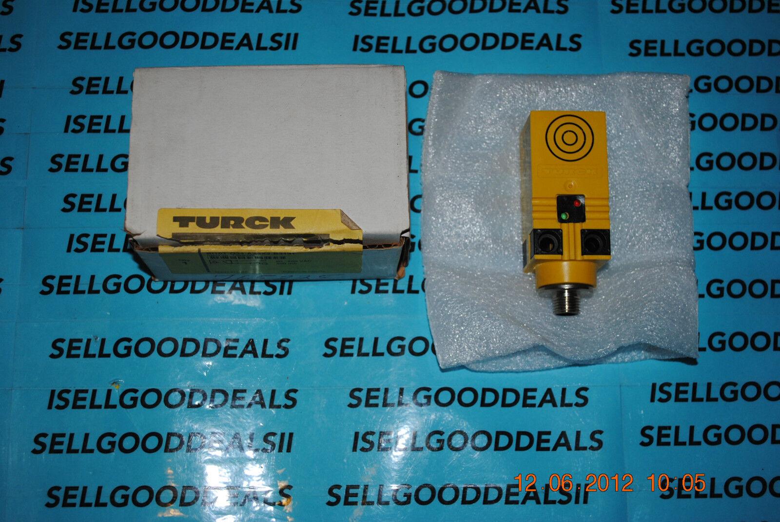 Turck Bi10t-q34-az3x2-b3131 Inductive Proximity Sensor 1369098   eBay