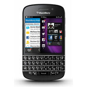 Blackberry Q10  16 GB  Black  Smartphone