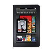 Amazon Kindle Fire 8GB, Wi Fi, 7in  Black Tablet