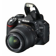 Nikon D3100 14.2 Megapixels Digital Camera  Black...