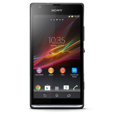 Sony  Xperia SP - 8 GB - Black - Smartphone