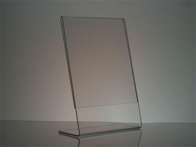 100 - 5x7 Acrylic Slantback Picture Frames BULK Wholesale Lot | eBay