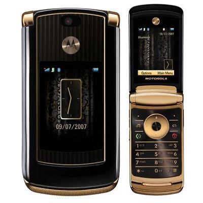 motorola razr flip phone gold. motorola razr v8 - gold mobile phone razr flip