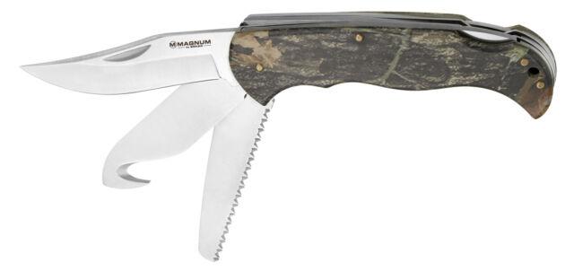 Böker Magnum Camo Hunter Taschenmesser Jagdmesser Messer neu OVP