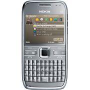Nokia E72 Metal Grey Smartphone