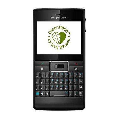 Sony Ericsson Aspen - Iconic Black - Smartphone