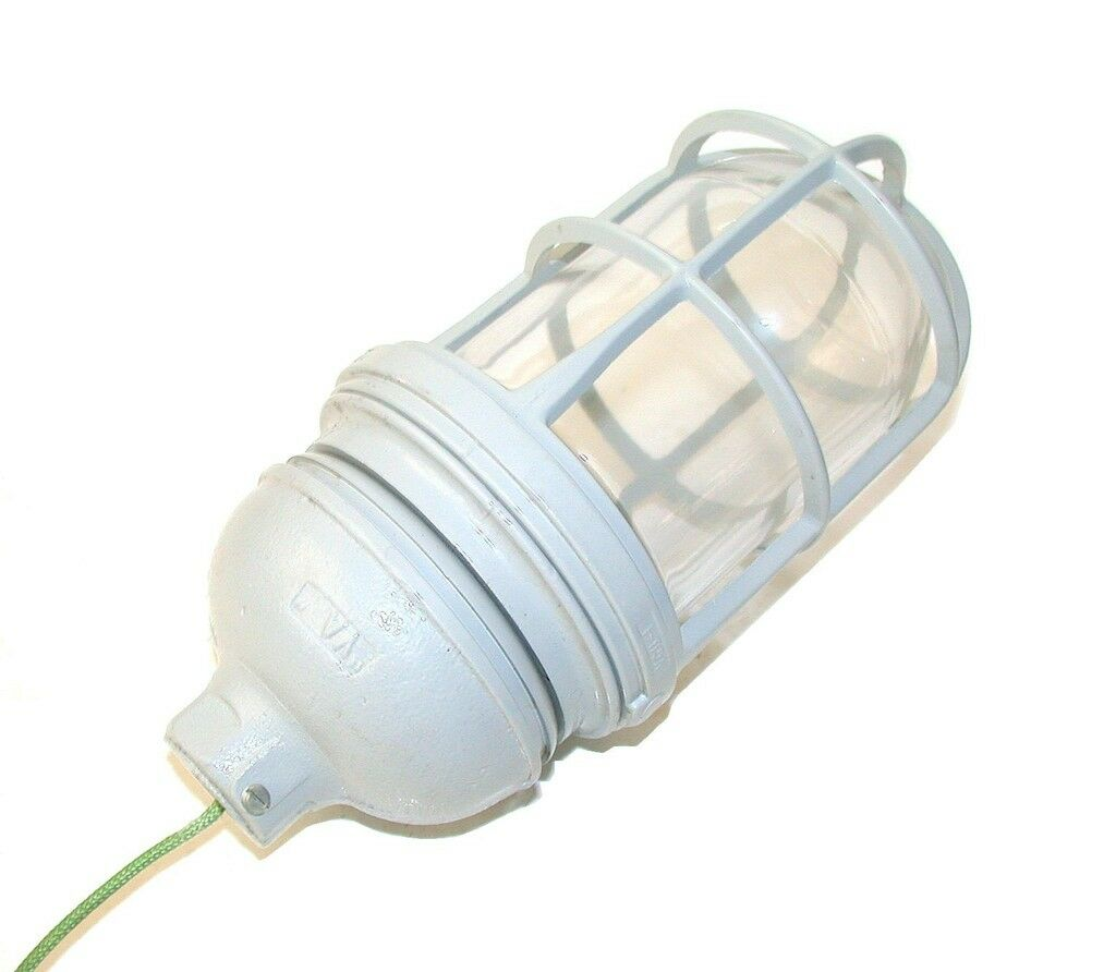 Appleton light fixture enclosed wgasket model va1050g ebay picture 1 of 2 arubaitofo Gallery