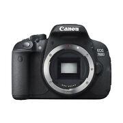 Canon 700D 18.0 Megapixels Digital Camera  Black ...