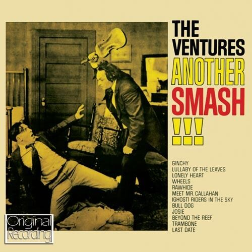 The Ventures - Another Smash CD