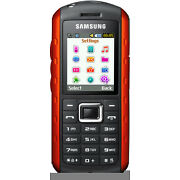 Samsung 1 B2100  Red  Mobile Phone