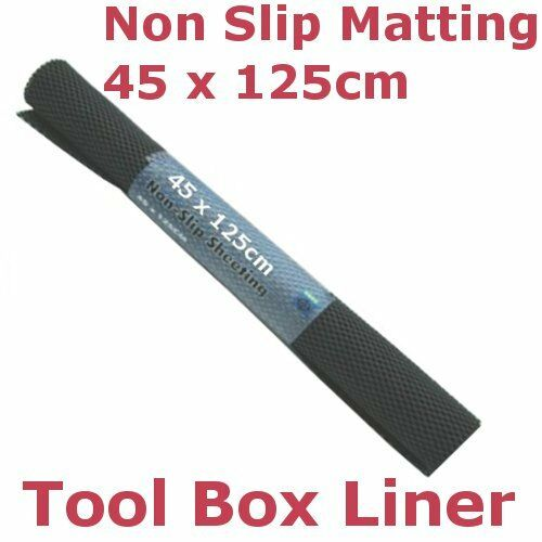 Toolbox liner grip mat tool chest liner, non slip matting tool cabinet matting
