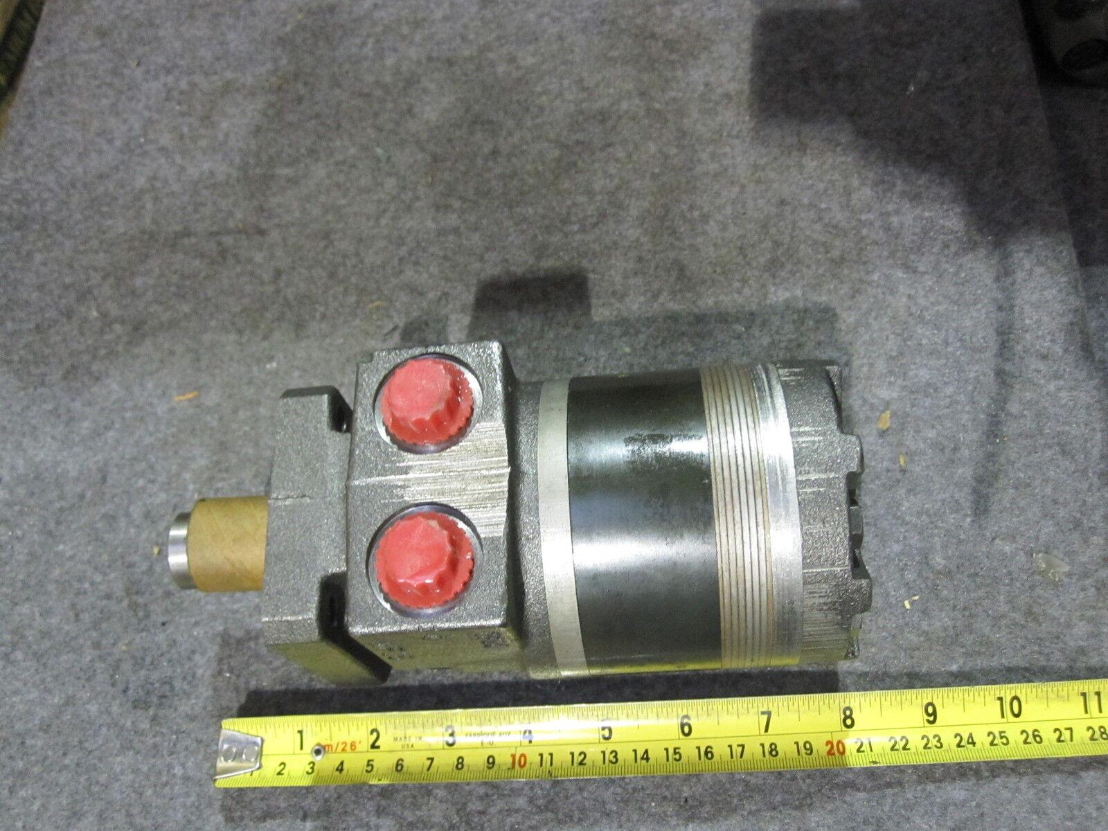 Parker Ross Hydraulic Motor Parker Te Series Hydraulic