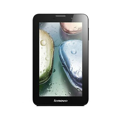 Lenovo IdeaTab A3000 16GB, Wi-Fi + 4G, 7in - Black Tablet