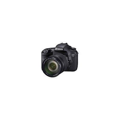 Canon EOS 7D 18.0 Megapixels Digital Camera - Black (Kit w/ 18-200mm Lens)