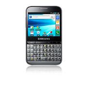 Samsung Galaxy Pro B7510  4 GB  Black  Smartphone