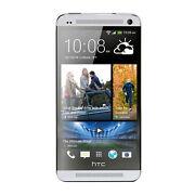 HTC One Dual SIM  32 GB  White  Smartphone